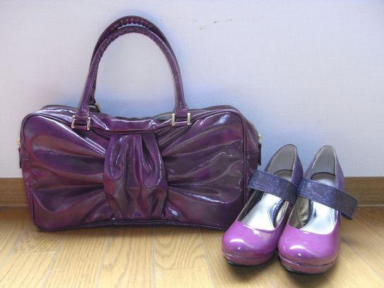放浪乙女えくすとら-emily-bag&ashinaga-shoes