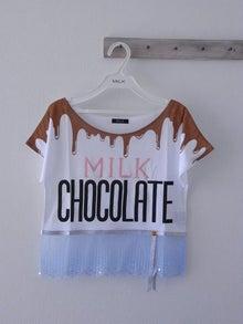 放浪乙女えくすとら-milk-chocolate-Tshirts