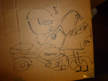 Boy's auto custom  BLOG!!