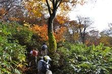 白神山地ツアーで能代山本地区の活性化すっぺ-2010年10月16日の藤里駒ケ岳4