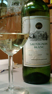 ログハウスでワインを楽しむスローライフ日記-20101016210109.jpg