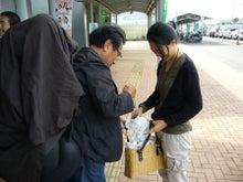 街じゅうアートin北九州2010スタッフブログ-坂井さんから