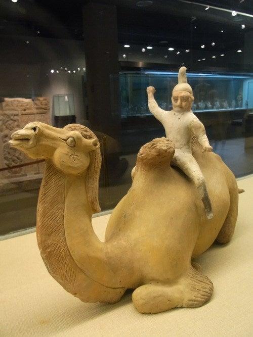 中国大連生活・観光旅行通信**-西安博物館