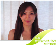 $PMSの辛い頭痛やめまい、イライラを緩和出来る仁平美香の「PMS改善法~月経血コントロールヨガ」」DVD対処・改善方法
