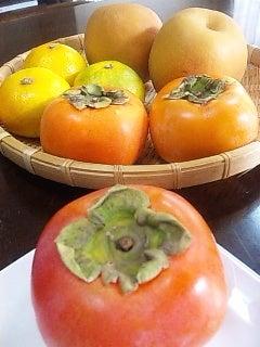 韓国料理サランヘヨ♪ I Love Korean Food-完熟柿