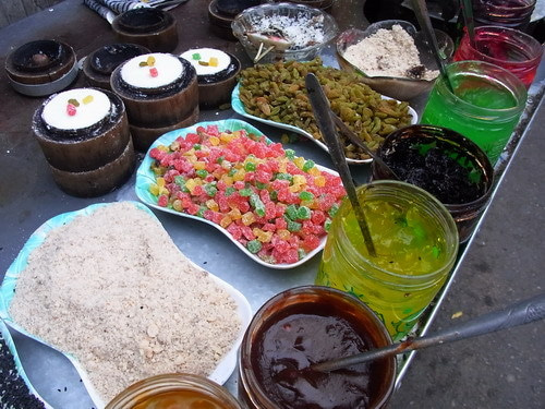 中国大連生活・観光旅行通信**-西安 特色料理