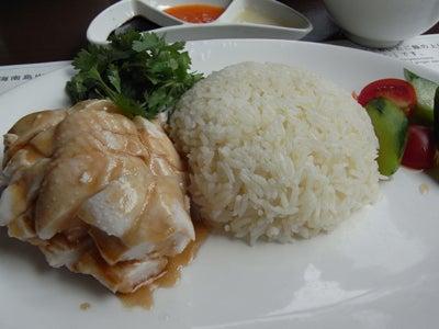 【たんぽぽの惑星】-海南鶏飯