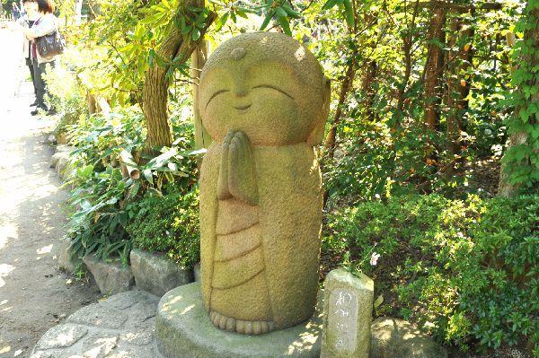 北海道の野生動植物写真-地蔵