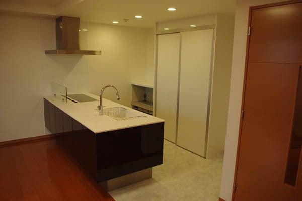 オフィス探しコンサルタントのブログ(オフィスのウンチク1000)-キッチン1