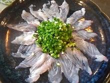 $NONNON cooking salon 高橋典子のブログ-薄作り