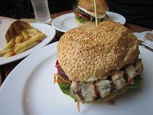 $月夜にコメの飯。-Grill'd バーガー