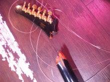 ハードボイルド日記α-101022_ギター破損2