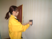 青森県八戸市リフォームしあわせ工房スタッフの日記-珪藻土2
