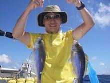 沖縄から遊漁船「アユナ丸」-釣果(22.09.20)