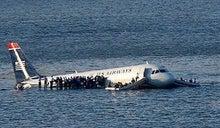 ウォームハート 葬儀屋ナベちゃんの徒然草-US Airways Flight 1549