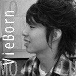 $VieBorn『Bleu de parc』-tomolu