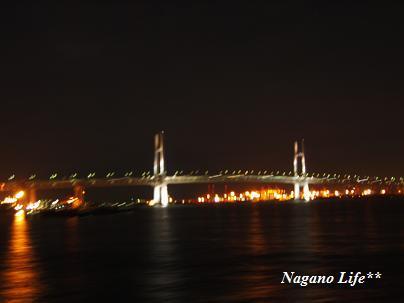 Nagano Life**-横浜ベイブリッジ