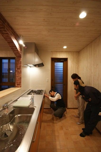徳島県で家を建てるならサーロジック-キッチン取り扱い説明
