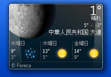 $ちはる ~大連生活~-温度