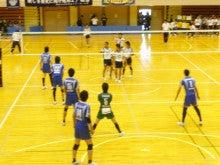 東京ヴェルディバレーボールチーム公式ブログ-1023天皇杯・山梨大学3