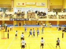 東京ヴェルディバレーボールチーム公式ブログ-1023天皇杯・山梨大学