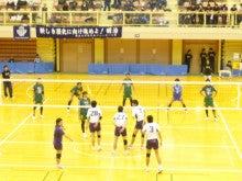 東京ヴェルディバレーボールチーム公式ブログ-1023天皇杯・明治大学2