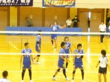 東京ヴェルディバレーボールチーム公式ブログ-1023天皇杯・山梨大学2