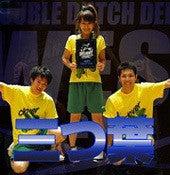 $愛知県ダブルダッチサークル「疾風」のブログ-三つ葉