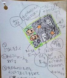 ゆるベジなおべんとう♪-29日アイディア図
