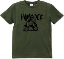 地球育ちの大阪人T★O-HAMRIDER_kahki