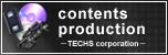 株式会社テックス コンテンツプロダクションHP