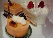 † Masquerade †  -ケーキ