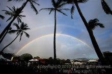 $LOVE ハワイ & オーストラリア ♪ ~ 時々フォトグラファーMot:写真、そしてDaily Life ~-ダブルレインボー