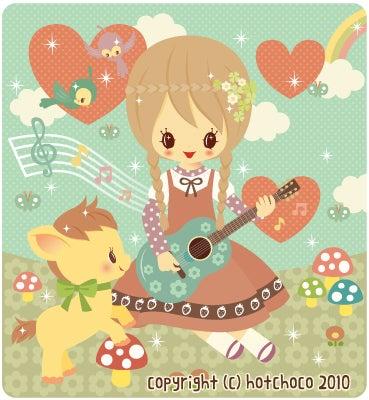 ホットチョコ日記-ガールズソング