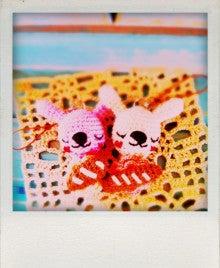 Crochet*favori +ナチュラル可愛い編み物雑貨+