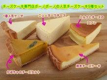 モリィ店長のスィーツ行脚-チーズケーキセット