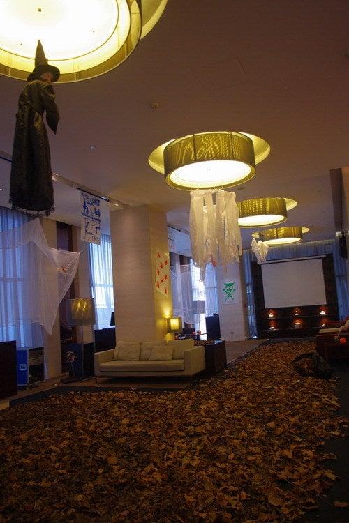 中国大連生活・観光旅行通信**-大連ハワード ジョンソン パークランド ホテル