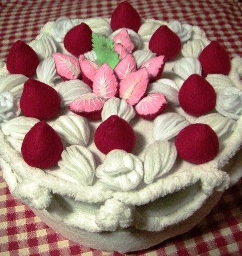 おまけ道@琵琶湖畔で実家生活♪ポテチンっ♪-cake
