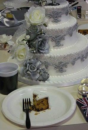 シュガークラフトとイギリス菓子教室便り♪東京 -カットケーキ