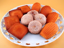 モリィ店長のスィーツ行脚-おいしい焼き菓子
