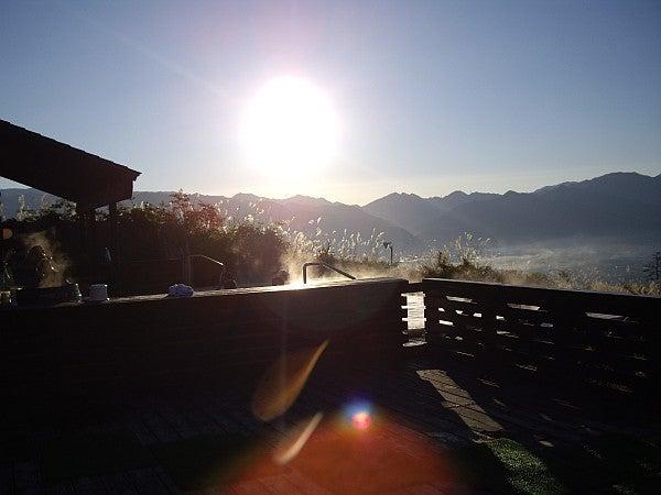 (足跡の足跡)めんたる系-朝日が昇ったこっちの湯