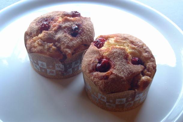 ブレッド&サーカス・ブログAbsolutely Delicious!-りんごマフィン