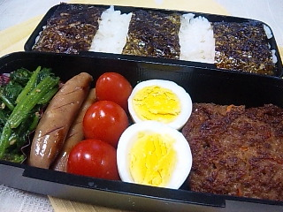 韓国料理サランヘヨ♪ I Love Korean Food-挽肉とにんじんのチヂミ