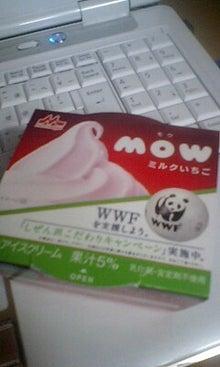 $さより~なの簡単・節約料理レシピ-MOW アイスクリーム