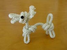 ササブログ-ひも犬