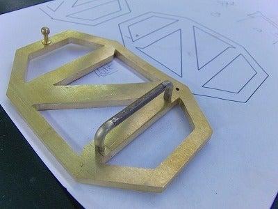 METAL  HOUSE   - about  metal fittings --オリジナル、特注バックル