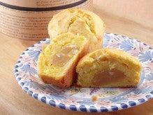 モリィ店長のスィーツ行脚-安納芋のケーキ