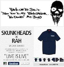from -aura[0]- Live Schedule.-SKUNK x RAW