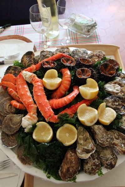 プロヴァンス発 南フランス暮らし365日-海の幸盛り合わせ