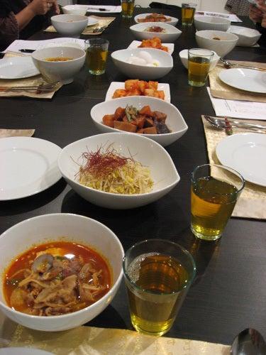 韓国料理サランヘヨ♪ I Love Korean Food-食べてきれいになる韓国料理教室